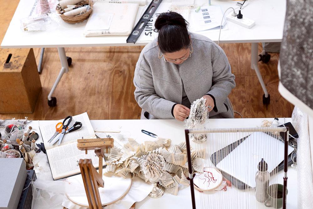 ATW Artist in Residence Sai Wai Foo